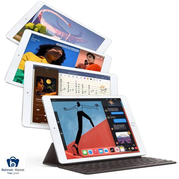 مشخصات، قیمت و خرید تبلت اپل مدل iPad 10.2 inch 2020 4G/LTE ظرفیت 128 گیگابایت