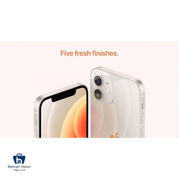 مشخصات، قیمت و خرید گوشی موبایل اپل مدل iPhone 12 A2404 دو سیم کارت ظرفیت 128 گیگابایت با 4 گیگابایت رم