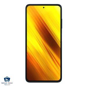 مشخصات، قیمت و خرید گوشی موبایل شیائومی مدل POCO X3 NFC دو سیم کارت ظرفیت 64 گیگابایت و رم 6 گیگابایت