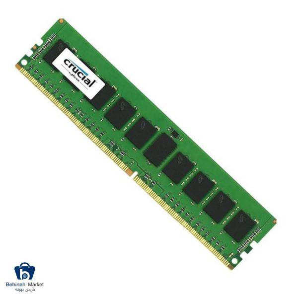 مشخصات، قیمت و خرید رم دسکتاپ کروشیال مدل CL19 با حافظه 16 گیگابایت و فرکانس 2666 مگاهرتز