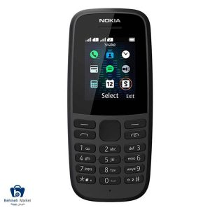مشخصات، قیمت و خرید گوشی موبایل نوکیا مدل 105 دو سیم کارت 2019