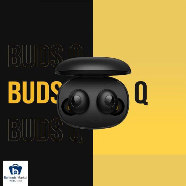 مشخصات، قیمت و خرید هندزفری بلوتوثی ریلمی مدل Buds Q