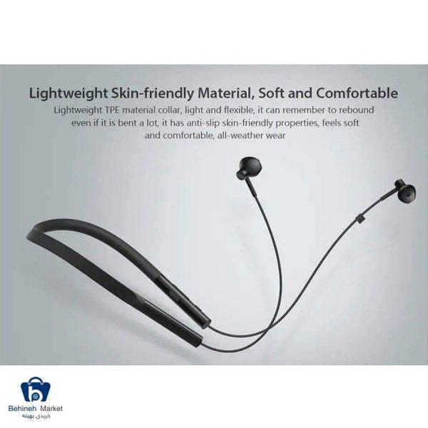 مشخصات، قیمت و خرید هدفون بی سیم شیائومی مدل Mi Bluetooth Neckband Earphones Basic