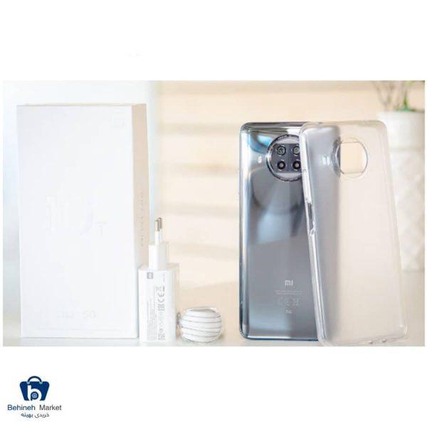 مشخصات، قیمت و خرید گوشی موبایل شیائومی مدل Mi 10T Lite 5G دو سیم کارت ظرفیت 64 گیگابایت و رم 6 گیگابایت
