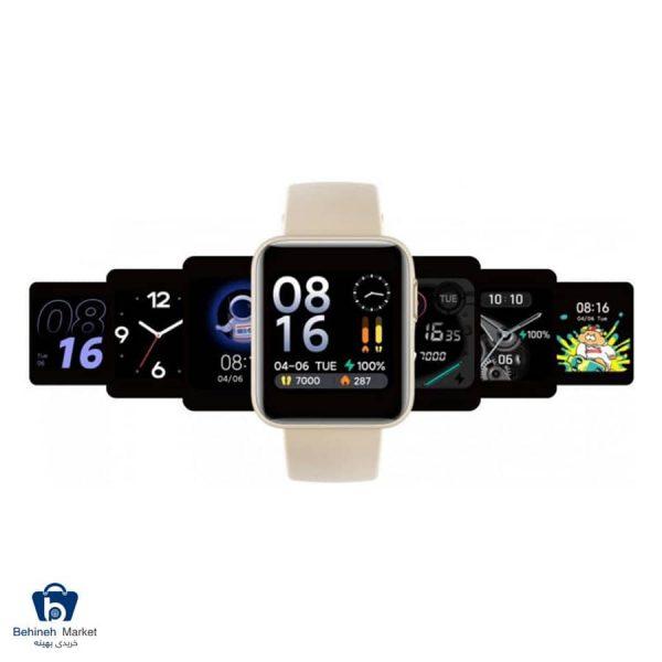 مشخصات، قیمت و خرید ساعت هوشمند شیائومی مدل mi watch lite