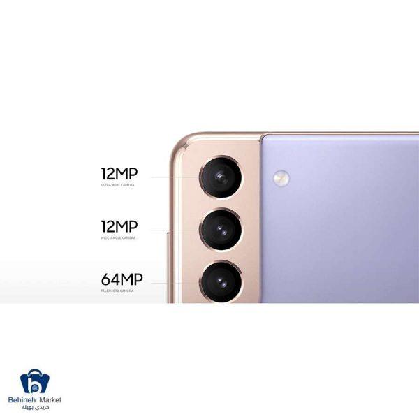 مشخصات، قیمت و خرید گوشی موبایل سامسونگ مدل Galaxy S21 Plus 5G دو سیم کارت ظرفیت 256 گیگابایت و رم 8 گیگابایت