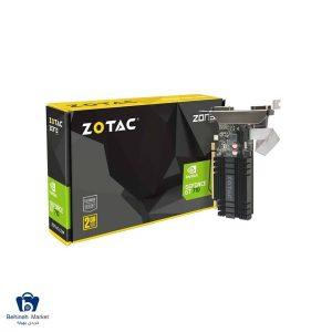 مشخصات، قیمت و خرید کارت گرافیک زوتک مدل GT 710 2GB
