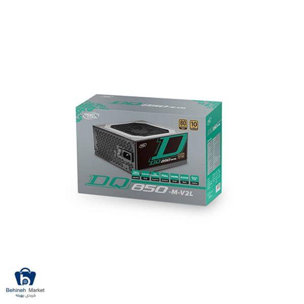 مشخصات، قیمت و خرید پاور دیپ کول مدل DQ850-M-V2L