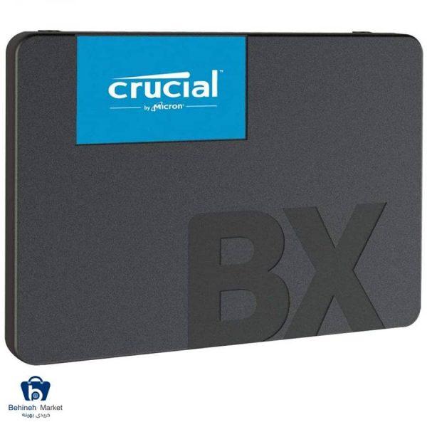 مشخصات، قیمت و خرید SSD اینترنال کروشیال مدل BX500 240GB