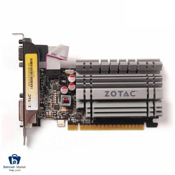 مشخصات، قیمت و خرید کارت گرافیک زوتک مدل GeForce GT730 Zone Edition 4GB DDR3