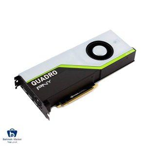 مشخصات، قیمت و خرید کارت گرافیک پی ان وای مدل NVIDIA Quadro RTX 5000