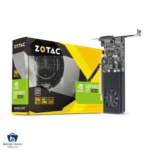 مشخصات، قیمت و خرید کارت گرافیک زوتک مدل GT 1030 2GB