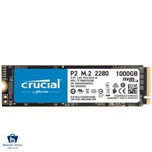 مشخصات، قیمت و خرید SSD اینترنال کروشیال مدل P2 ظرفیت 1TB