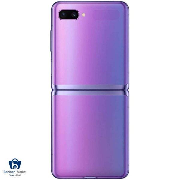 مشخصات، قیمت و خرید گوشی موبایل سامسونگ مدل Galaxy Z Flip دو سیم کارت ظرفیت 256GB و رم 8GB