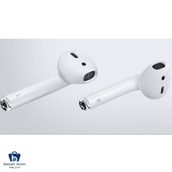 مشخصات، قیمت و خرید هدفون بی سیم اپل مدل AirPods New Generation