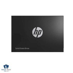 مشخصات، قیمت و خرید SSD اینترنال اچ پی مدل S750 256GB