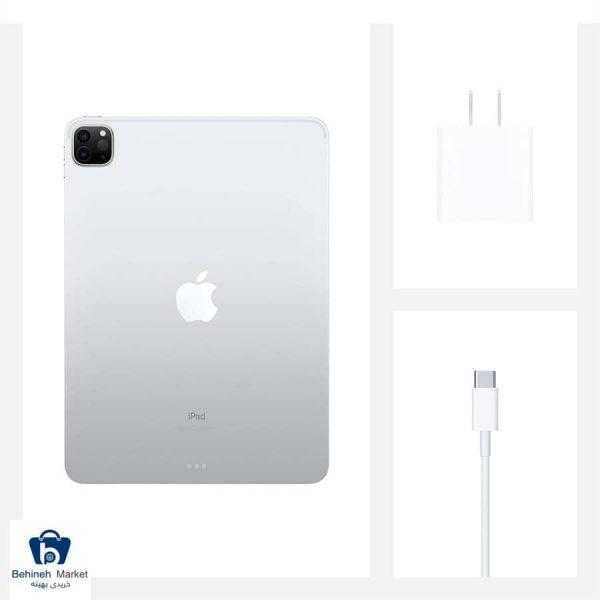 مشخصات، قیمت و خرید تبلت اپل مدل iPad Pro 2020 12.9 inch WiFi 256GB