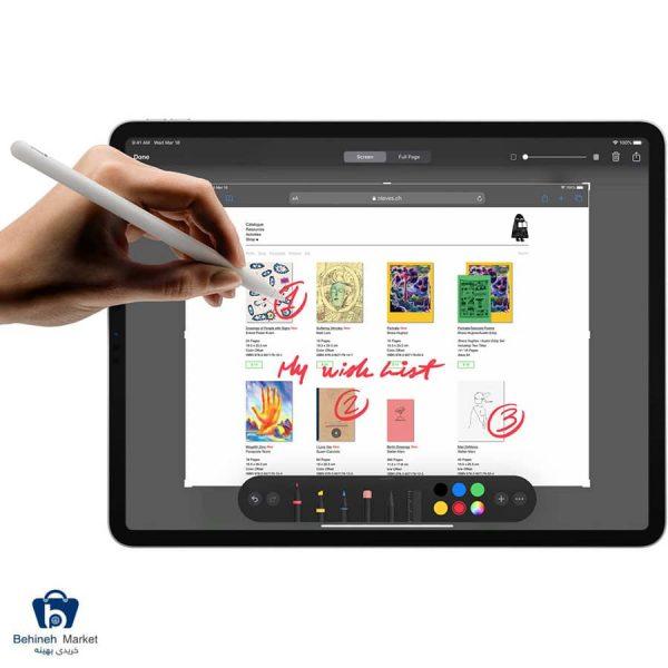 مشخصات، قیمت و خرید تبلت اپل مدل iPad Pro 11 inch 2020 4G 1TB