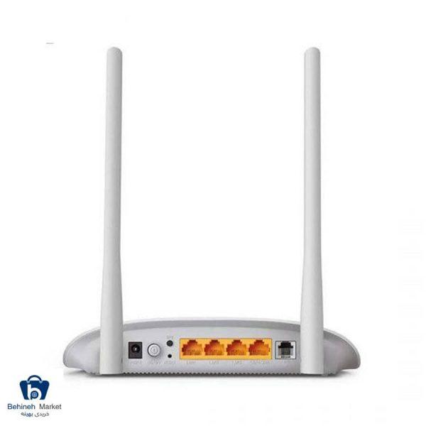 مشخصات، قیمت و خرید مودم روتر VDSL/ADSL تی پی-لینک مدل TD-W9960-v1.20