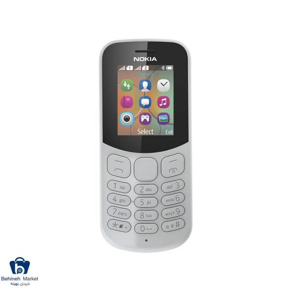 مشخصات، قیمت و خرید گوشی موبایل نوکیا مدل 130 Dual SIM (2017)