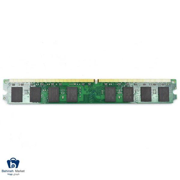 مشخصات، قیمت و خرید رم دسکتاپ کینگستون مدل DDR2 800MHz Single Channel 2GB