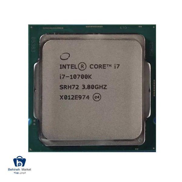 مشخصات، قیمت و خرید پردازنده مرکزی اینتل سری Comet Lake Core i7-10700k