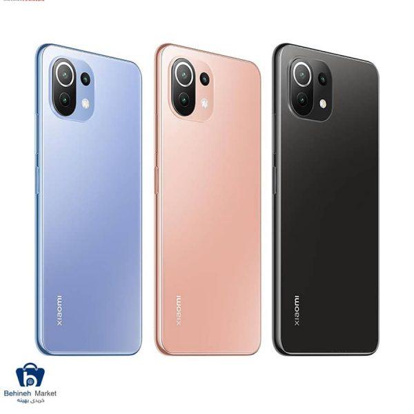 مشخصات، قیمت و خرید گوشی موبایل شیائومی مدل Mi 11 Lite دو سیم کارت ظرفیت 128 گیگابایت و 6 گیگابایت رم