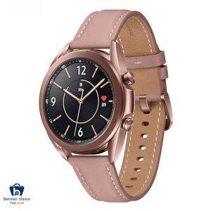 مشخصات، قیمت و خرید ساعت هوشمند سامسونگ مدل Galaxy Watch3 SM-R850 41mm