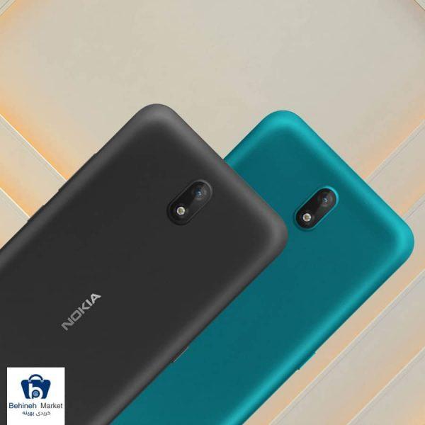 مشخصات، قیمت و خرید گوشی موبایل نوکیا مدل Nokia C2 TA-1204 DS Dual SIM16GB