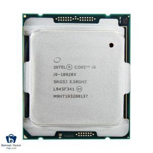 مشخصات، قیمت و خرید پردازنده مركزي اينتل سري Cascade Lake مدل core i9-10920x