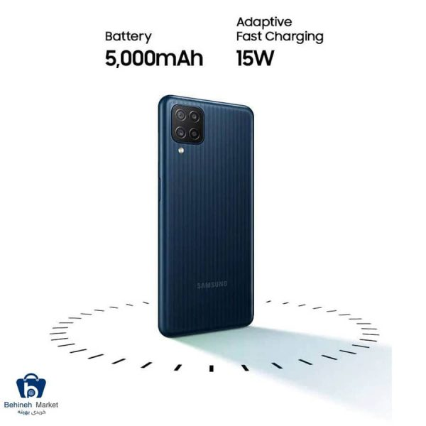 مشخصات، قیمت و خرید گوشی موبایل سامسونگ مدل Galaxy M12 Dual SIM 32GB-3GB Ram