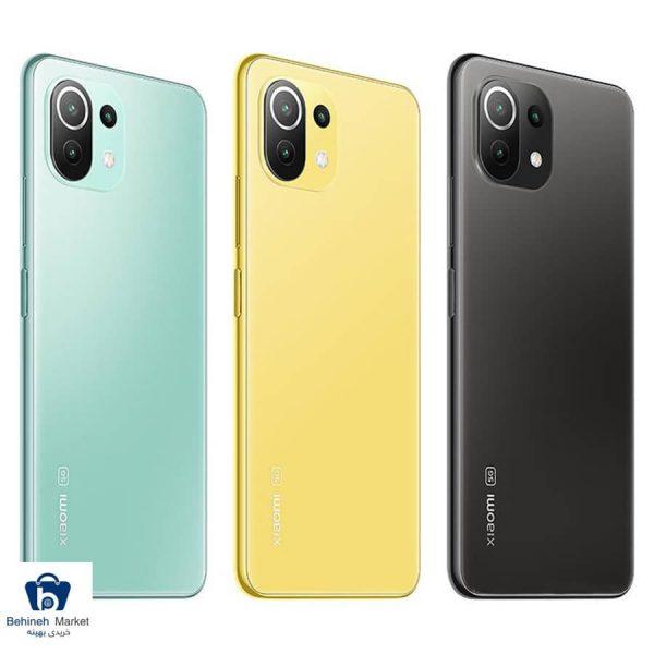 مشخصات، قیمت و خرید گوشی موبایل شیائومی مدل Mi 11 Lite 5G دو سیم کارت ظرفیت 128 گیگابایت و 8 گیگابایت رم