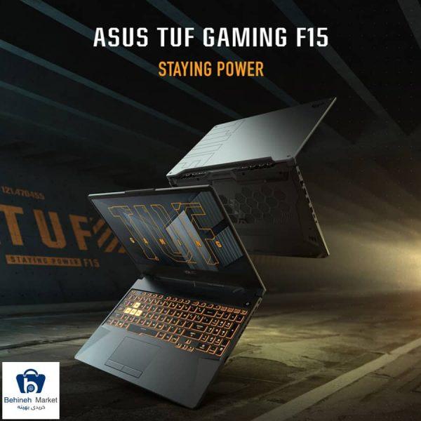 مشخصات، قیمت و خرید لپتاپ 15 اینچی ایسوس مدل TUF F15 FX506HE