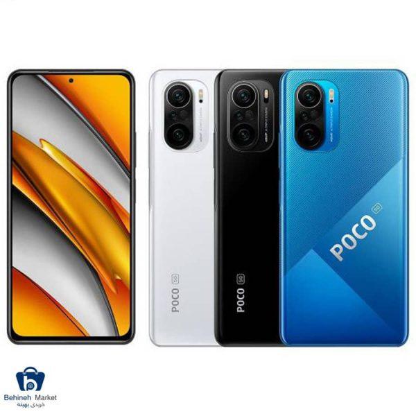 مشخصات، قیمت و خرید گوشی موبایل شیائومی مدل POCO F3 5G دو سیم کارت ظرفیت 256 گیگابایت و 8 گیگابایت رم