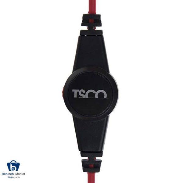 مشخصات، قیمت و خرید هدست مخصوص بازی تسکو مدل TH 5124
