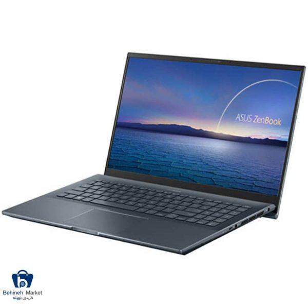 مشخصات، قیمت و خرید لپ تاپ 15.6 اینچی ایسوس مدل ZenBook UX535LH-BN141 Ci7-16GB-1TB-4GB GTX1650 GDDR6