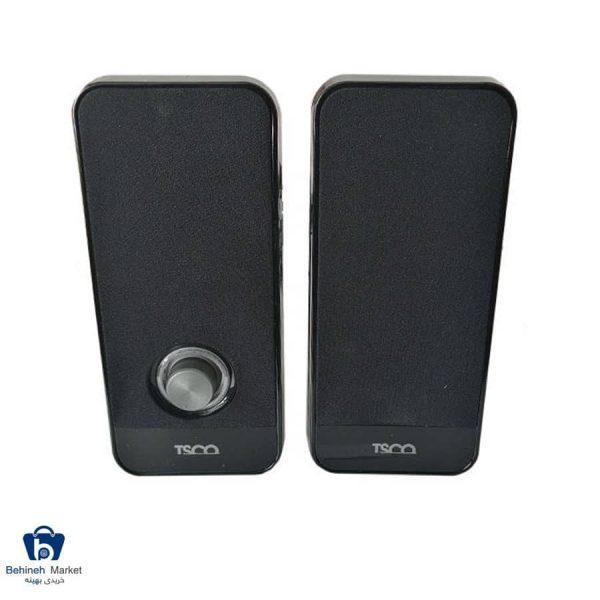 مشخصات، قیمت و خرید اسپیکر دسکتاپ تسکو مدل TS 2066