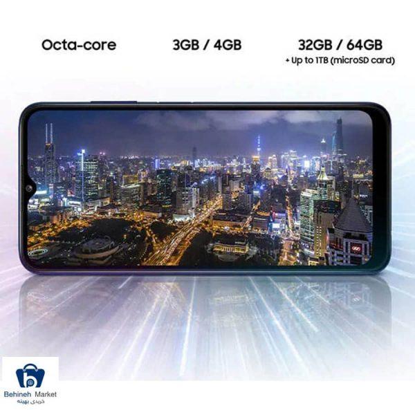 مشخصات، قیمت و خرید گوشی موبایل سامسونگ مدل Galaxy A03s Dual SIM 64GB-4GB Ram